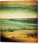 Viridis Canvas Print
