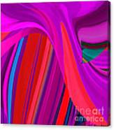 Viscous Canvas Print