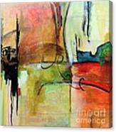 Vision Constructed Canvas Print