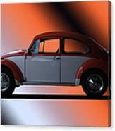 Volkswagon Bug Canvas Print