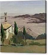 Volterra Canvas Print