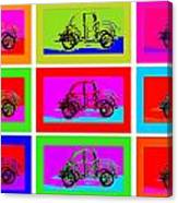 Vw Beatle 1b Canvas Print