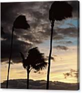 Wa'alaea Sunrise Canvas Print