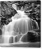 Wahconah Falls Canvas Print