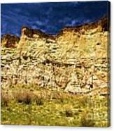 Wahweap Cliff Canvas Print