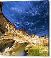 Wahweap Hoodoo Trail Canvas Print