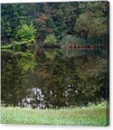 Walden Pond 1 Canvas Print