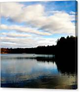 Walden Pond Reverie  Canvas Print