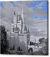 Walt Disney World - Cinderella Castle Canvas Print