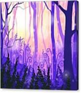 Wanderlight Canvas Print