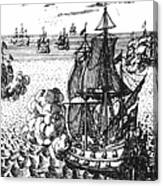 War Of Spanish Succession Canvas Print