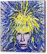 Warhol II Canvas Print