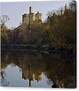 Warkworth Castle Canvas Print