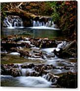 Warm Springs Canvas Print