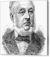 Warren De La Rue (1815-1889) Canvas Print