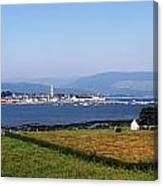 Warrenpoint From Carlingford, Co. Down Canvas Print