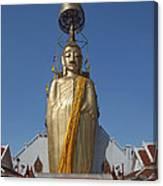 Wat Intarawiharn Phra Luang Phor Toh Standing Buddha Dthb294 Canvas Print
