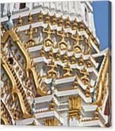 Wat Phitchaya Yatikaram Central Prang Dthb1191 Canvas Print