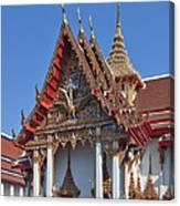Wat Thewarat Kunchorn Wiharn Dthb292 Canvas Print