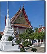 Wat Thong Nopphakhun Ubosot Dthb1169 Canvas Print