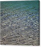Water Depths Marine Canvas Print