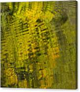 Water Reflection Abstract Autumn 1 D Canvas Print