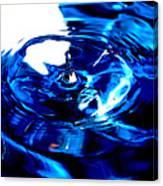 Water Spout 6 Canvas Print