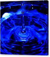 Water Spout 7 Canvas Print