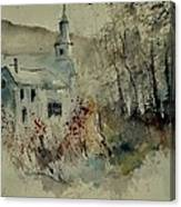 Watercolor 212082 Canvas Print