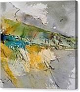 Watercolor 213001 Canvas Print