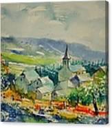 Watercolor 216021 Canvas Print