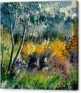 Watercolor 216050 Canvas Print