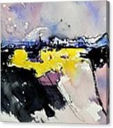 Watercolor 218012 Canvas Print