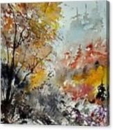 Watercolor 218022 Canvas Print