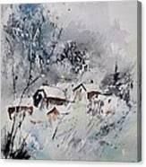 Watercolor 218042 Canvas Print