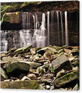 Waterfall #2 Canvas Print