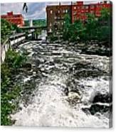 Waterpower Canvas Print