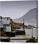 Waters Edge St Johns Canvas Print