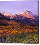 Waterton Lakes National Park, Alberta Canvas Print