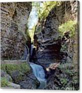 Watkins Glen Spring One Canvas Print