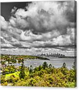 Watson Bay Sydney Harbor Canvas Print