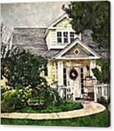 Watson Home Canvas Print
