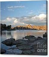 Watson Lake 5  Canvas Print