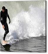 Wave Master Canvas Print