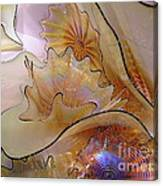 Waves Of Glass Canvas Print