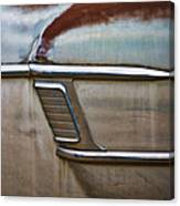 Weathered But Still Cool Canvas Print