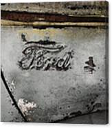 Weathered But Still Cool Two Canvas Print