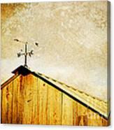 Weathervane Canvas Print
