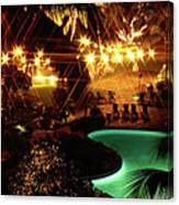 Wedding Night In Hawai'i Canvas Print