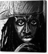Weezy F. Baby Canvas Print